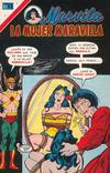 Cover for Marvila, la Mujer Maravilla (Editorial Novaro, 1955 series) #222