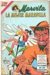 Cover for Marvila, la Mujer Maravilla (Editorial Novaro, 1955 series) #292