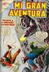 Cover for Mi Gran Aventura (Editorial Novaro, 1960 series) #36