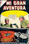 Cover for Mi Gran Aventura (Editorial Novaro, 1960 series) #40