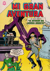 Cover for Mi Gran Aventura (Editorial Novaro, 1960 series) #48