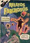 Cover for Relatos Fabulosos (Editorial Novaro, 1959 series) #8