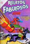 Cover for Relatos Fabulosos (Editorial Novaro, 1959 series) #55