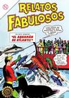 Cover for Relatos Fabulosos (Editorial Novaro, 1959 series) #58