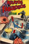 Cover for Relatos Fabulosos (Editorial Novaro, 1959 series) #60