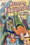 Cover for Relatos Fabulosos (Editorial Novaro, 1959 series) #107