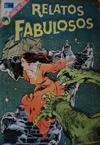 Cover for Relatos Fabulosos (Editorial Novaro, 1959 series) #158