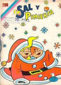 Cover Thumbnail for Sal y Pimienta (Editorial Novaro, 1964 series) #151