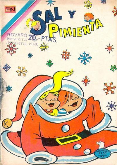 Cover for Sal y Pimienta (Editorial Novaro, 1964 series) #151
