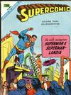 Cover for Supercomic (Editorial Novaro, 1967 series) #12