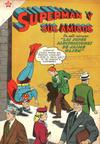 Cover for Superman y Sus Amigos (Editorial Novaro, 1956 series) #17