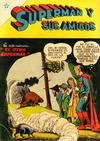 Cover for Superman y Sus Amigos (Editorial Novaro, 1956 series) #19