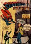 Cover for Superman y Sus Amigos (Editorial Novaro, 1956 series) #23