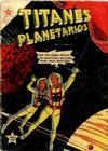Cover for Titanes Planetarios (Editorial Novaro, 1953 series) #9