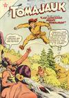 Cover for Tomajauk (Editorial Novaro, 1955 series) #28