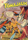 Cover for Tomajauk (Editorial Novaro, 1955 series) #41