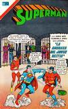Cover for Superman Serie Avestruz (Editorial Novaro, 1975 series) #11