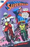 Cover for Superman Serie Avestruz (Editorial Novaro, 1975 series) #56