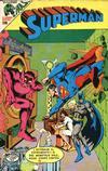 Cover for Superman Serie Avestruz (Editorial Novaro, 1975 series) #60