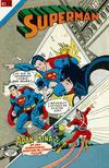 Cover for Superman Serie Avestruz (Editorial Novaro, 1975 series) #73
