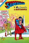 Cover for Superman Serie Avestruz (Editorial Novaro, 1975 series) #95