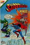 Cover for Superman Serie Avestruz (Editorial Novaro, 1975 series) #98
