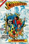 Cover for Superman Serie Avestruz (Editorial Novaro, 1975 series) #100