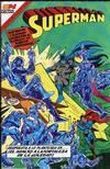 Cover for Superman Serie Avestruz (Editorial Novaro, 1975 series) #102