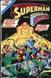 Cover for Superman Serie Avestruz (Editorial Novaro, 1975 series) #104