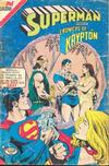 Cover for Superman Serie Avestruz (Editorial Novaro, 1975 series) #105