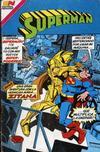 Cover for Superman Serie Avestruz (Editorial Novaro, 1975 series) #107