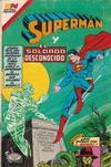 Cover for Superman Serie Avestruz (Editorial Novaro, 1975 series) #113