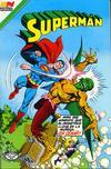 Cover for Superman Serie Avestruz (Editorial Novaro, 1975 series) #115