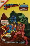 Cover for Superman Serie Avestruz (Editorial Novaro, 1975 series) #122