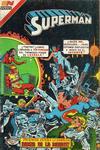Cover for Superman Serie Avestruz (Editorial Novaro, 1975 series) #139