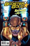 Cover for Booster Gold (DC, 2007 series) #11