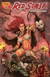 Cover Thumbnail for Red Sonja (2005 series) #32 [Adriano Batista Cover]