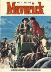 Cover for Maverick (Illustrerte Klassikere / Williams Forlag, 1964 series) #1