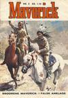 Cover for Maverick (Illustrerte Klassikere / Williams Forlag, 1964 series) #2