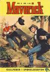 Cover for Maverick (Illustrerte Klassikere / Williams Forlag, 1964 series) #3
