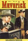 Cover for Maverick (Illustrerte Klassikere / Williams Forlag, 1964 series) #8