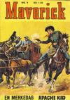 Cover for Maverick (Illustrerte Klassikere / Williams Forlag, 1964 series) #9