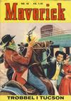 Cover for Maverick (Illustrerte Klassikere / Williams Forlag, 1964 series) #10