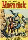 Cover for Maverick (Illustrerte Klassikere / Williams Forlag, 1964 series) #11