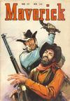 Cover for Maverick (Illustrerte Klassikere / Williams Forlag, 1964 series) #17
