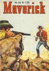 Cover for Maverick (Illustrerte Klassikere / Williams Forlag, 1964 series) #20