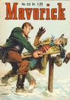Cover for Maverick (Illustrerte Klassikere / Williams Forlag, 1964 series) #22