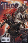 Cover Thumbnail for Thor (2007 series) #8 [Olivier Coipel variant cover]