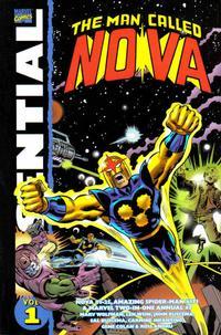 Cover Thumbnail for Essential Nova (Marvel, 2006 series) #1