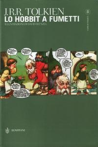 Cover Thumbnail for Lo Hobbit A Fumetti (Bompiani, 2000 series)